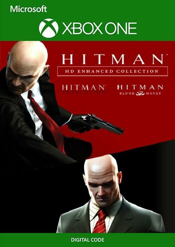 Hitman HD Enhanced Collection (Xbox One) Xbox Live Key EUROPE