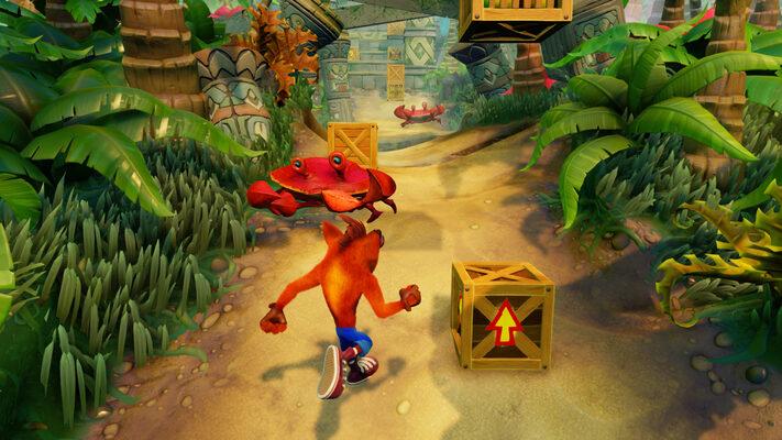 Crash Bandicoot N. Sane Trilogy Steam key cheaper! | ENEBA