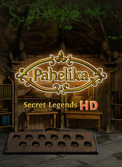 Pahelika: Secret Legends Steam Key EUROPE