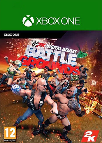 WWE 2K BATTLEGROUNDS (Xbox One) Xbox Live Key UNITED STATES