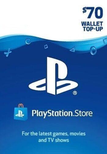 PlayStation Network Card 70 USD (BAH) PSN Key BAHRAIN