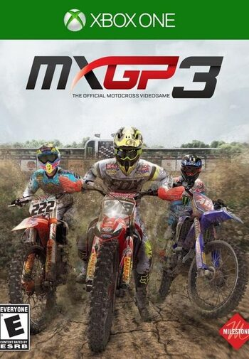 MXGP3 (Xbox One) Xbox Live Key UNITED STATES