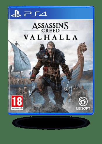 Assassin's Creed Valhalla PlayStation 4