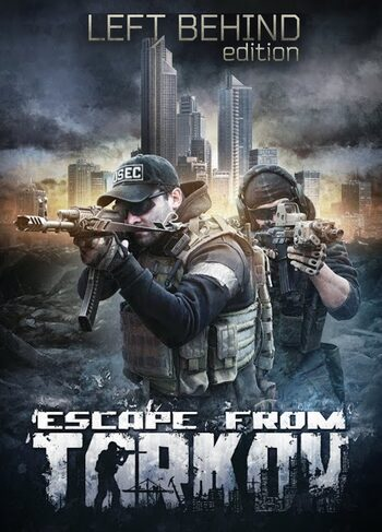 Escape from Tarkov (Left Behind) Official website Key GLOBAL