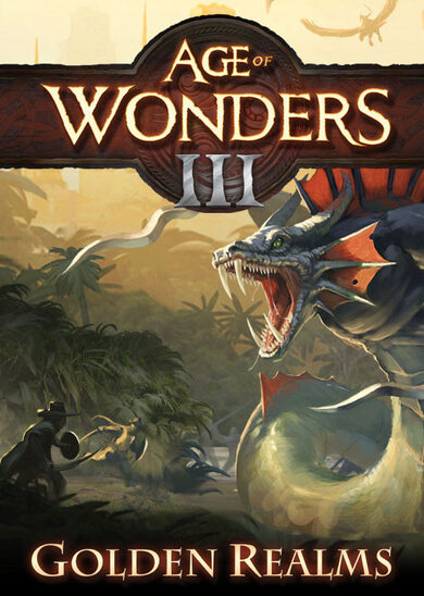 Age Of Wonders III: Golden Realms Expansion (DLC) Steam Key GLOBAL фото