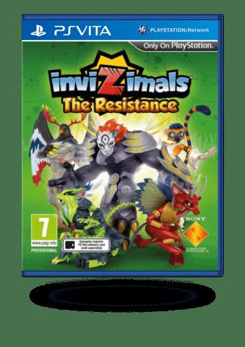Invizimals: The Resistance PS Vita