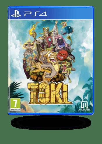 Toki (2019) PlayStation 4