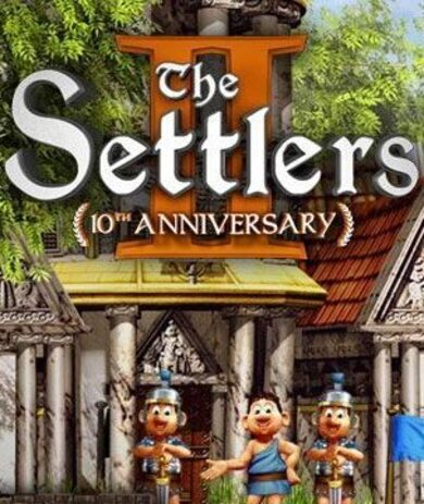 The Settlers 2: The 10th Anniversary  GOG.com Key GLOBAL