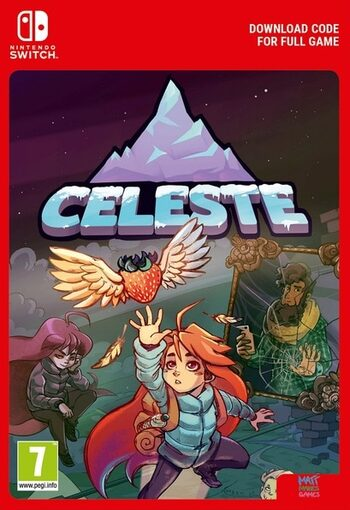 Celeste (Nintendo Switch) eShop Key EUROPE