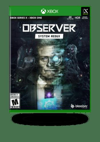 Observer: System Redux Xbox Series X