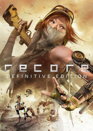 ReCore Definitive Edition Steam Key GLOBAL