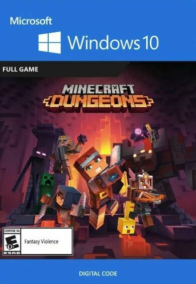 Buy Minecraft Dungeons key