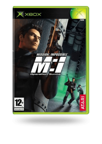 Mission: Impossible – Operation Surma Xbox