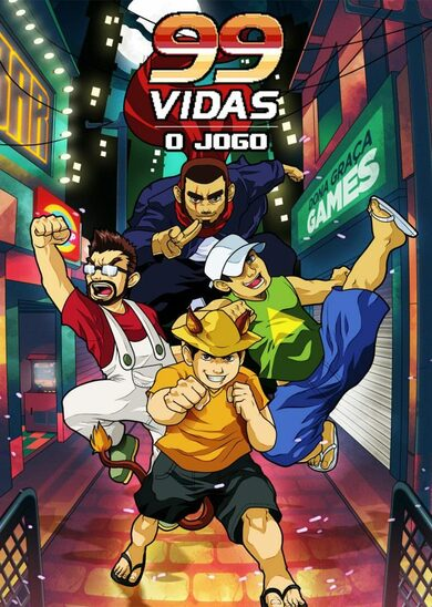 99 Vidas Steam Key EUROPE