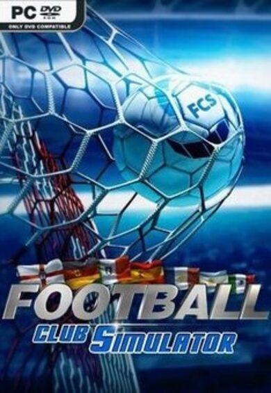 Football Club Simulator - FCS Steam Key GLOBAL