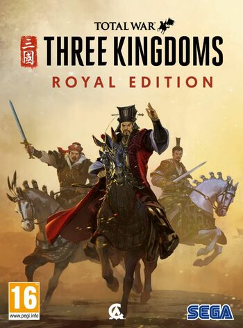 Total War: THREE KINGDOMS - Royal Edition Steam Key GLOBAL