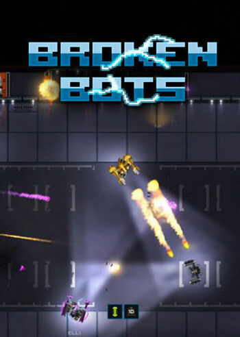 Broken Bots Steam Key GLOBAL