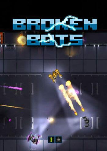 Broken Bots Steam Key GLOBAL