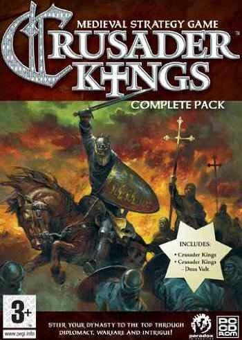 Crusader Kings Complete Steam Key GLOBAL