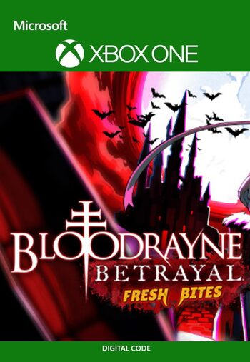 BloodRayne Betrayal: Fresh Bites XBOX LIVE Key ARGENTINA
