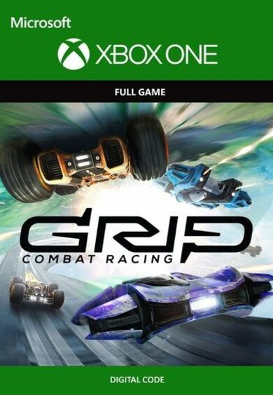 GRIP Digital Deluxe (Xbox One) Xbox Live Key UNITED STATES