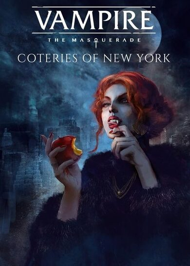 Vampire: The Masquerade - Coteries of New York Steam Key GLOBAL