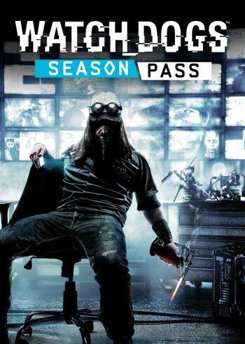 Watch_Dogs - Season Pass (DLC) Uplay Key GLOBAL