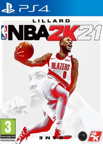 NBA 2K21 Pre-order Bonus (DLC) (PS4) PSN Key EUROPE