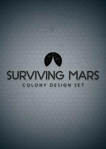 Surviving Mars: Colony Design Set (DLC) Steam Key GLOBAL
