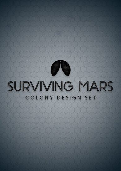 Paradox Interactive / Surviving Mars: Colony Design Set (DLC) Steam Key GLOBAL