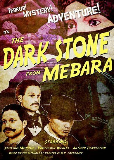 The Dark Stone from Mebara Steam Key EUROPE