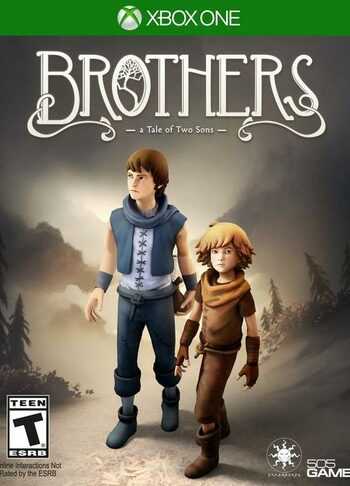 Brothers: a Tale of Two Sons (Xbox One) Xbox Live Key UNITED STATES