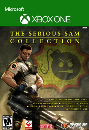 Serious Sam Collection XBOX LIVE Key UNITED STATES