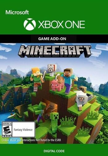 Minecraft - Plastic Texture Pack (DLC) (Xbox One) Xbox Live Key UNITED STATES