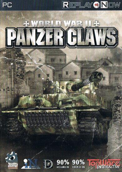 World War II: Panzer Claws I + II Steam Key GLOBAL