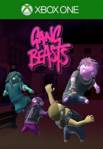 Gang Beasts (Xbox One) Xbox Live Key UNITED STATES