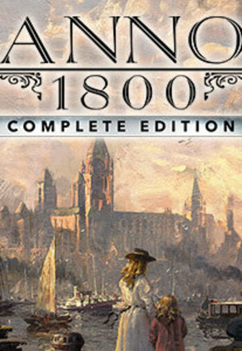 Anno 1800 - Complete Edition Uplay Key EUROPE