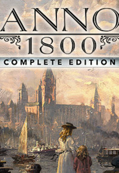 Anno 1800 Complete Edition Uplay Key GLOBAL