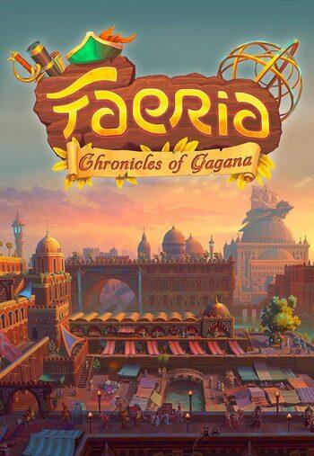 Faeria: Chronicles of Gagana (DLC) Steam Key GLOBAL