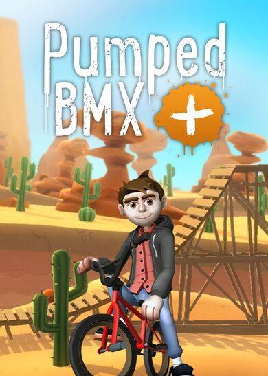 Pumped BMX+ Steam Key GLOBAL