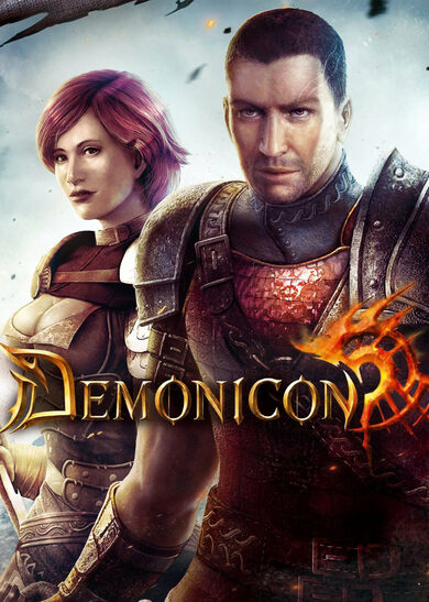 Demonicon: The Dark Eye Steam Key GLOBAL