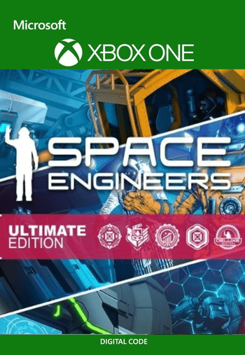 Space Engineers: Ultimate Edition 2020 XBOX LIVE Key UNITED STATES