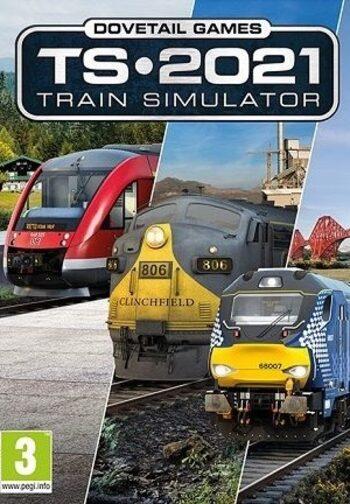 Train Simulator 2021 Steam Key GLOBAL