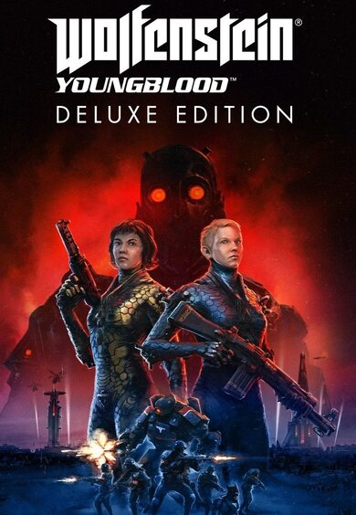 Wolfenstein: Youngblood Deluxe Edition (uncut) Bethesda.net Key EUROPE