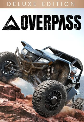 Overpass Deluxe Edition Epic Games Key GLOBAL