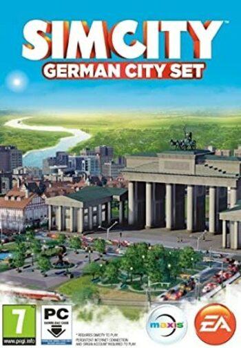 SimCity: German City Set (DLC) Origin Key GLOBAL