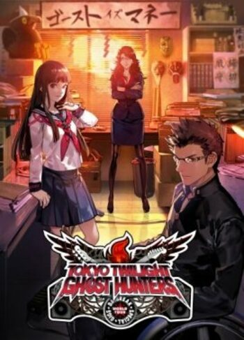 Tokyo Twilight Ghost Hunters Daybreak: Special Gigs Steam  Key GLOBAL