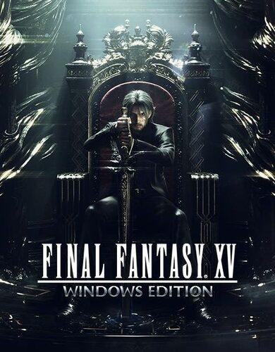 Final Fantasy XV (Windows Edition) Steam Key GLOBAL фото
