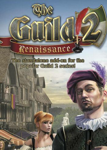 The Guild 2 Renaissance Steam Key GLOBAL