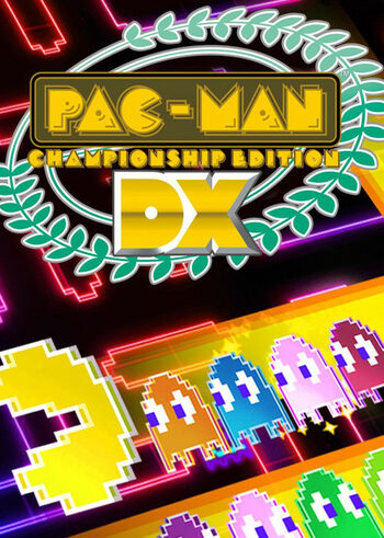 PAC-MAN Championship Edition DX + All You Can Eat Edition Bundle Steam Key GLOBAL